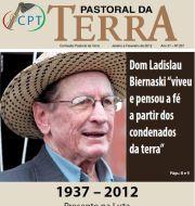 Jornal Pastoral da Terra - edições 2012