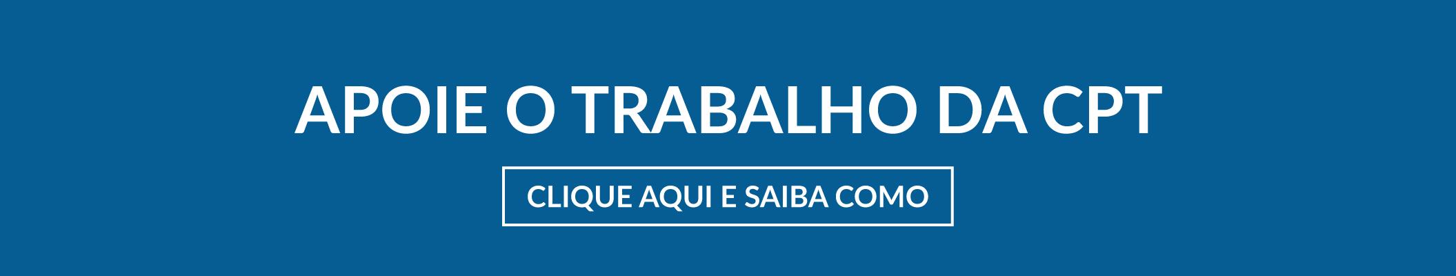 Comissão Pastoral da Terra - NOTA PÚBLICA - O povo não cabe no orçamento do governo provisório